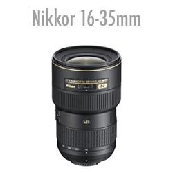 Nikkor 16-35mm