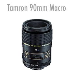 Tamron Macro 90mm
