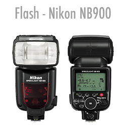 Flash Nikon NB-900