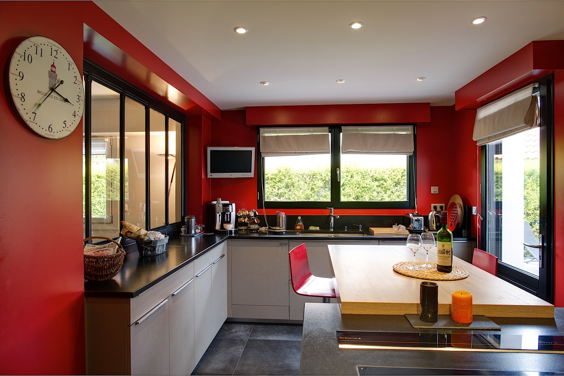 Photographie Immobilière Cuisine