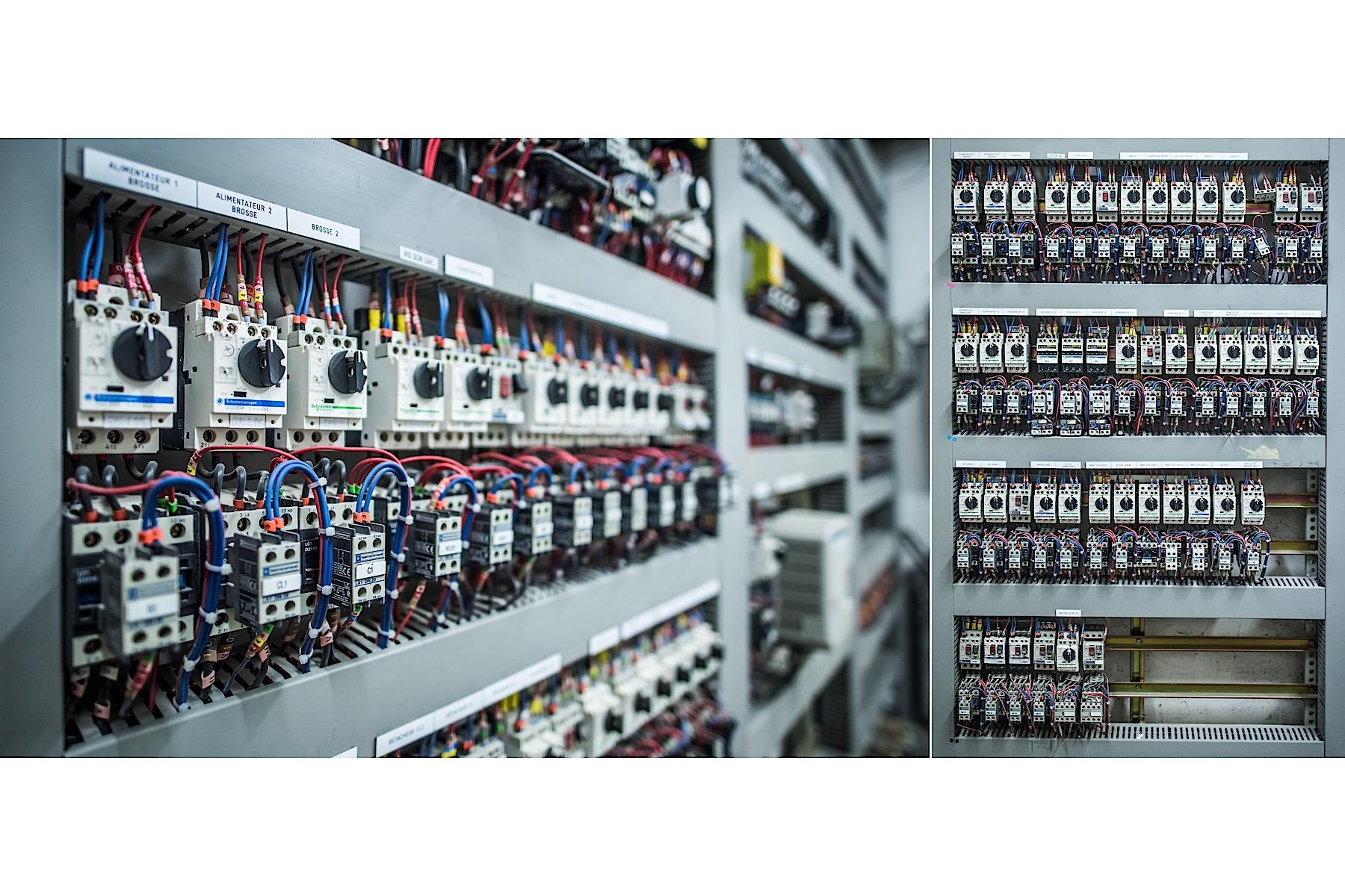 Photographe Industrielle Electricité