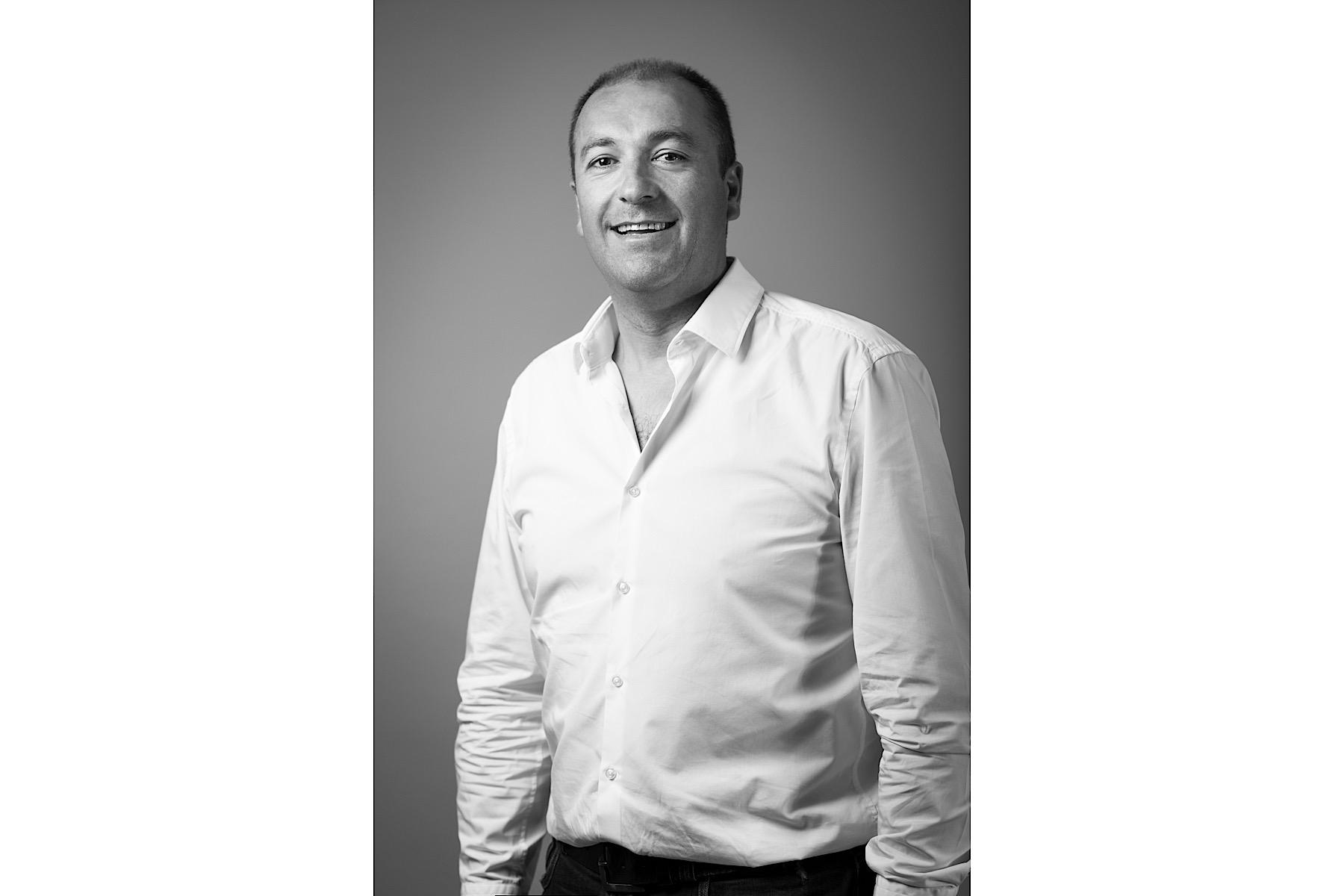 Photographe Portrait Chef Entreprise