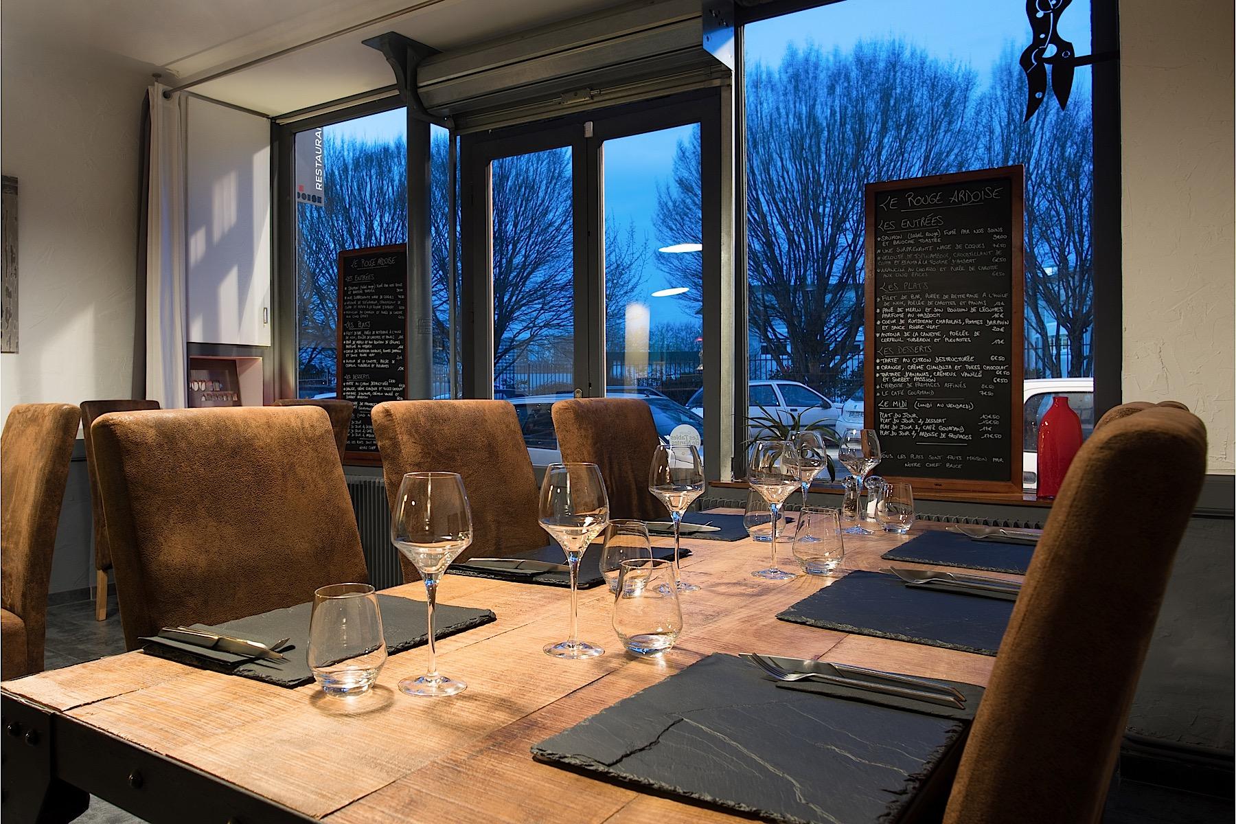 Photographe Restaurant Nantes
