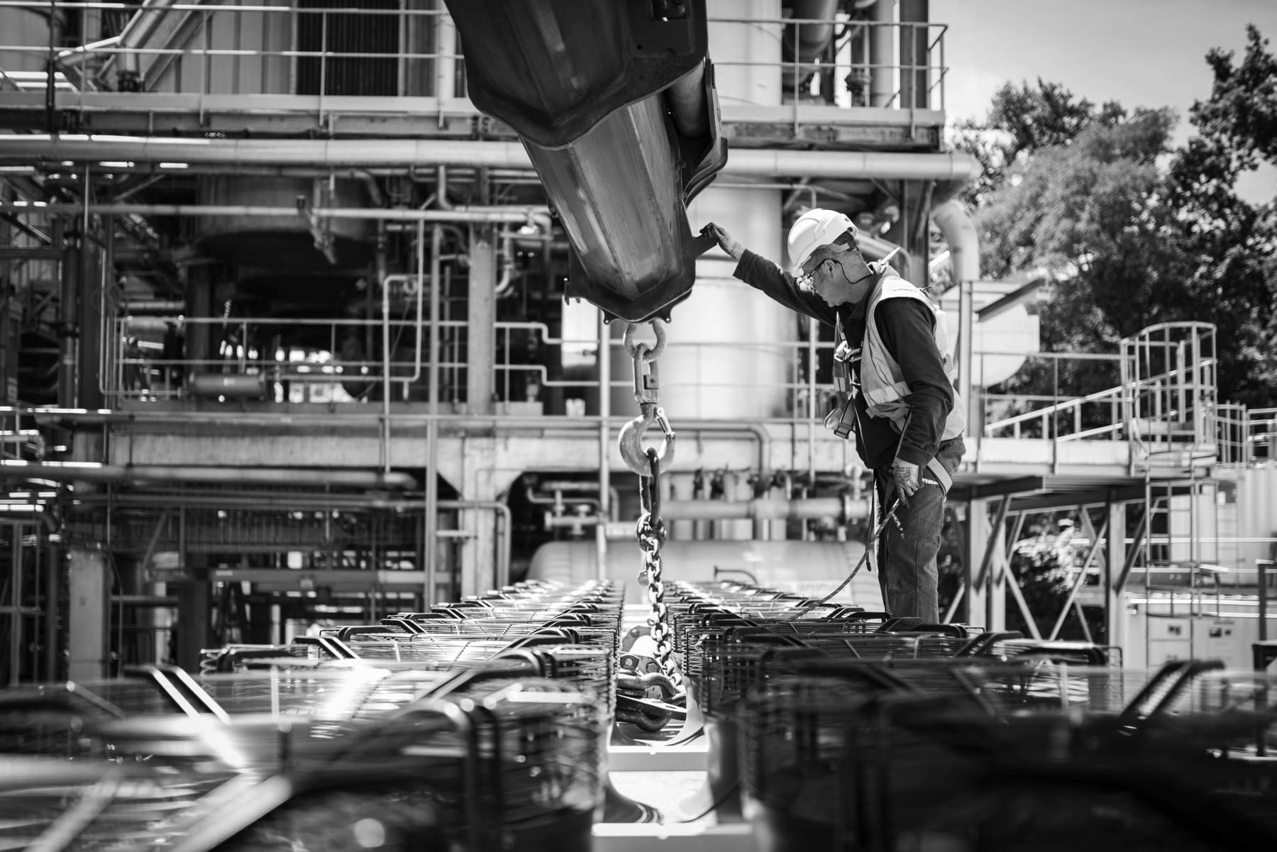 Reportage Photo Industrie