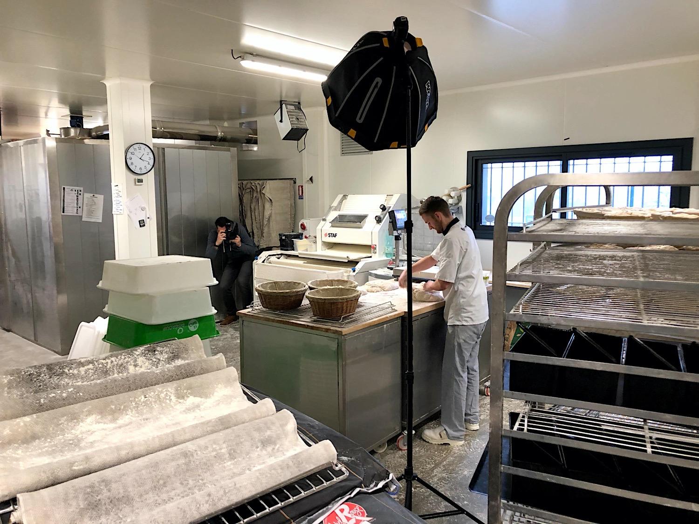 backstage reportage métier boulanger