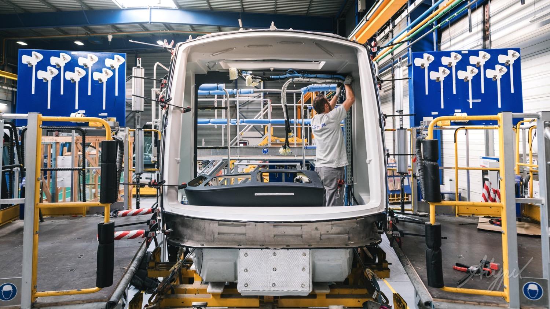 reportage industrie transport