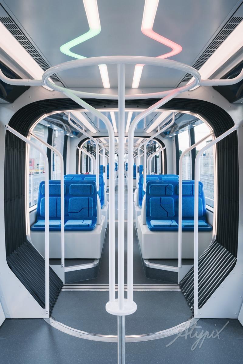 Photo tramway T9 Paris