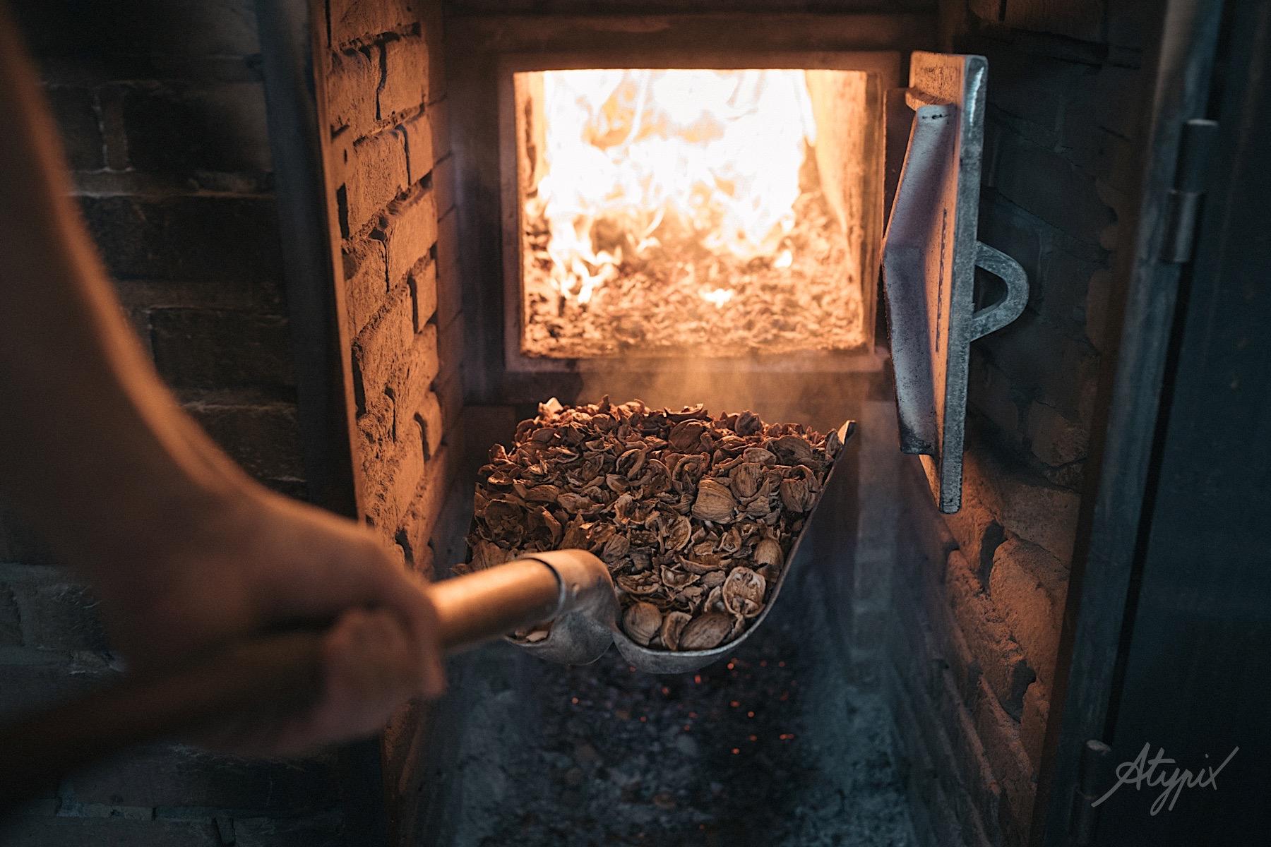 boulangerie four à pain traditionnel