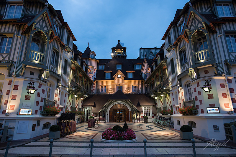 Photo hotel le normandy deauville