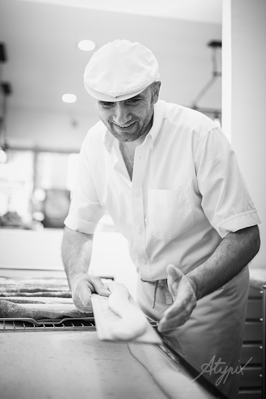 boulanger artisan boulangerie pain