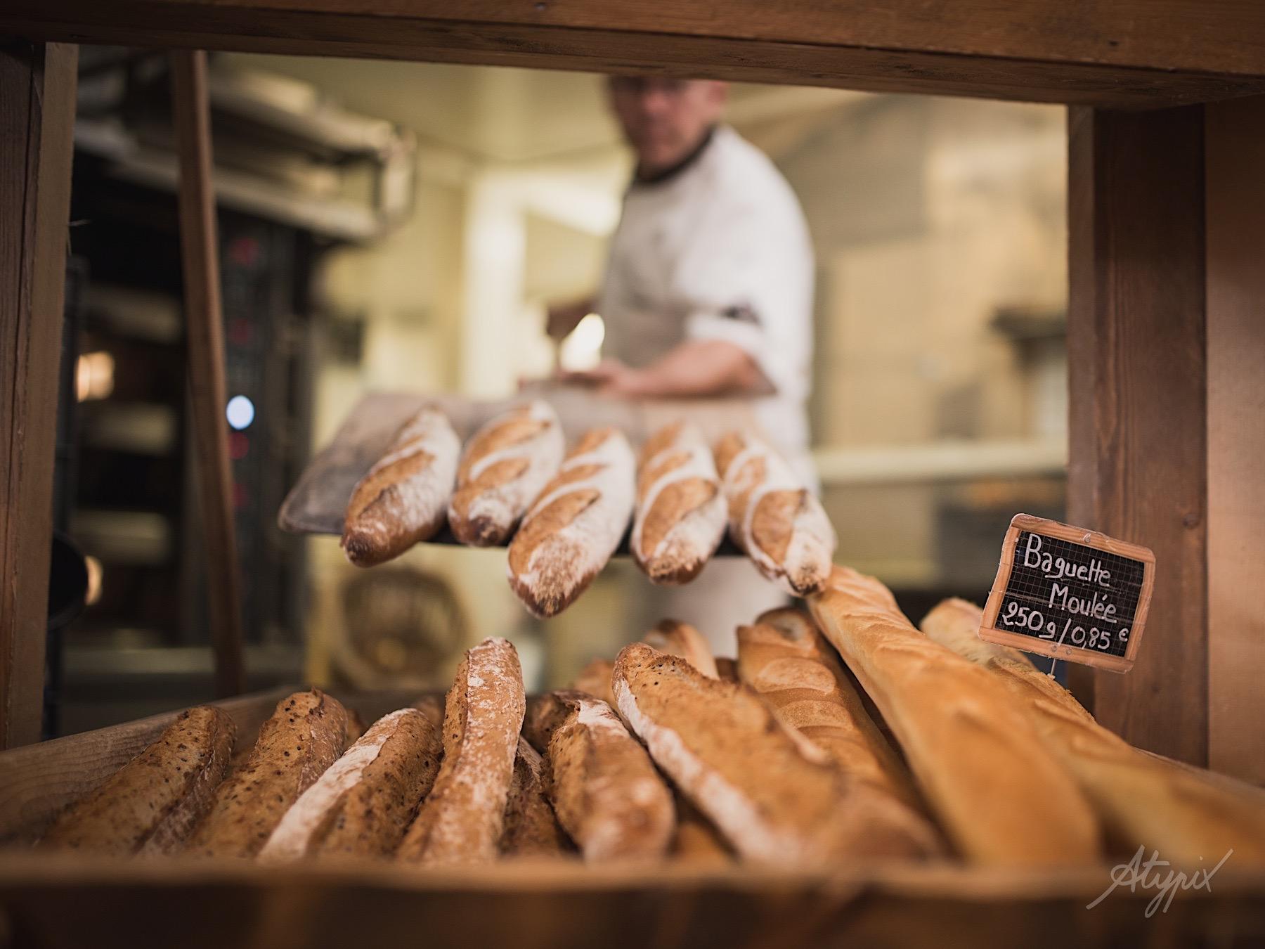 photo-reportage boulangerie atypix