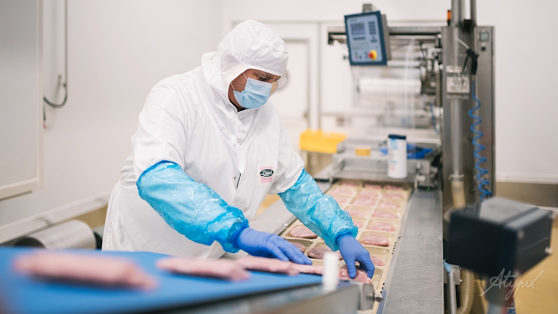 usine transformation viande