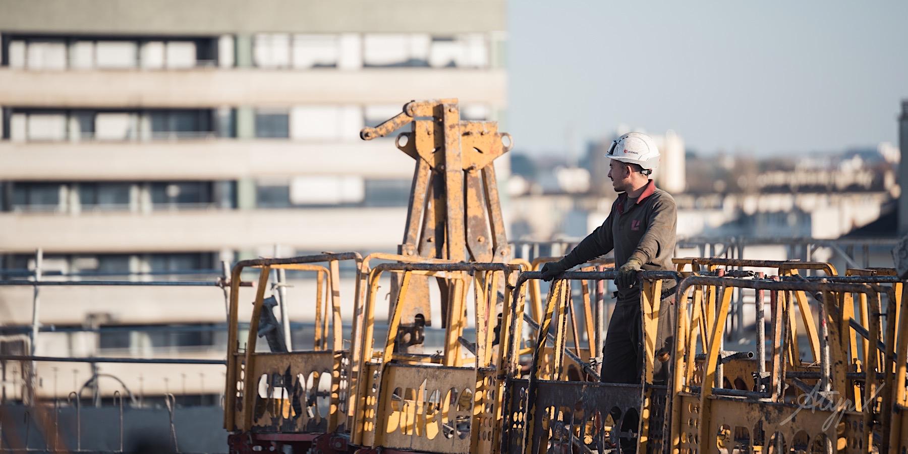 travaux bâtiment chantier btp angers