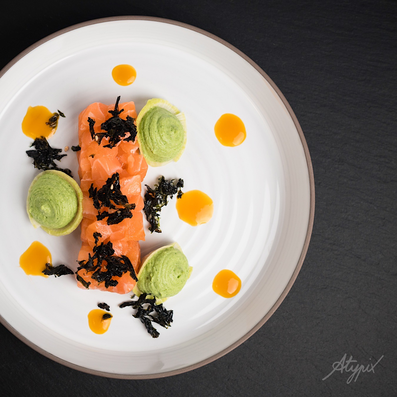shooting culinaire restaurant
