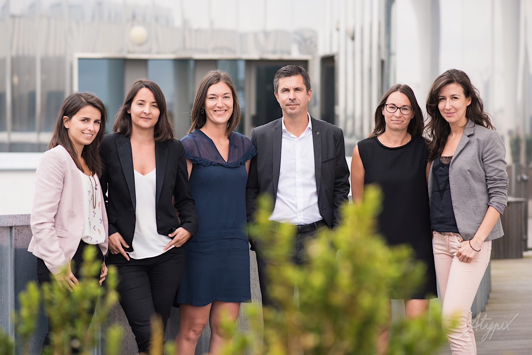 photo groupe corporate nantes