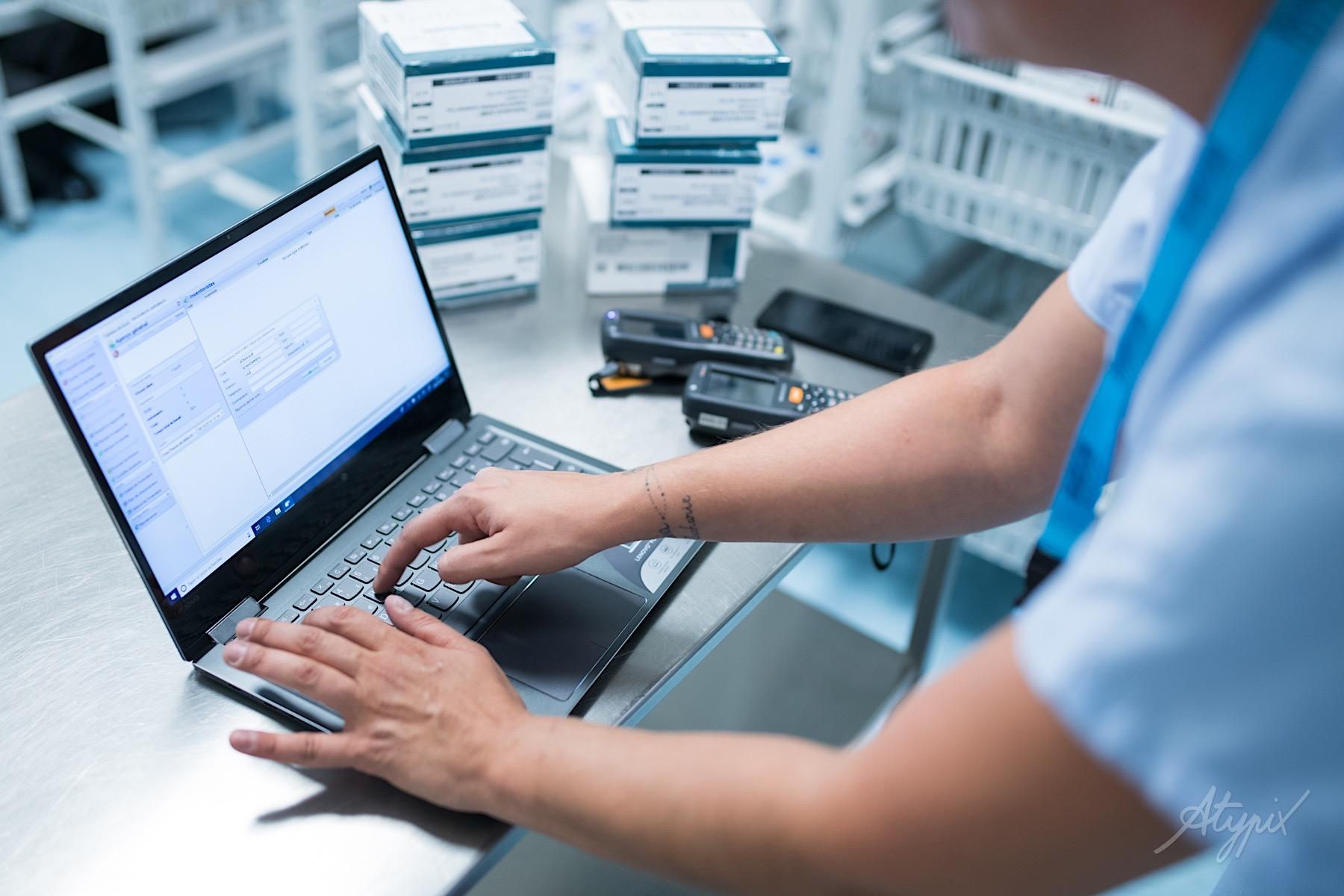 photo reportage pharmaceutique santé