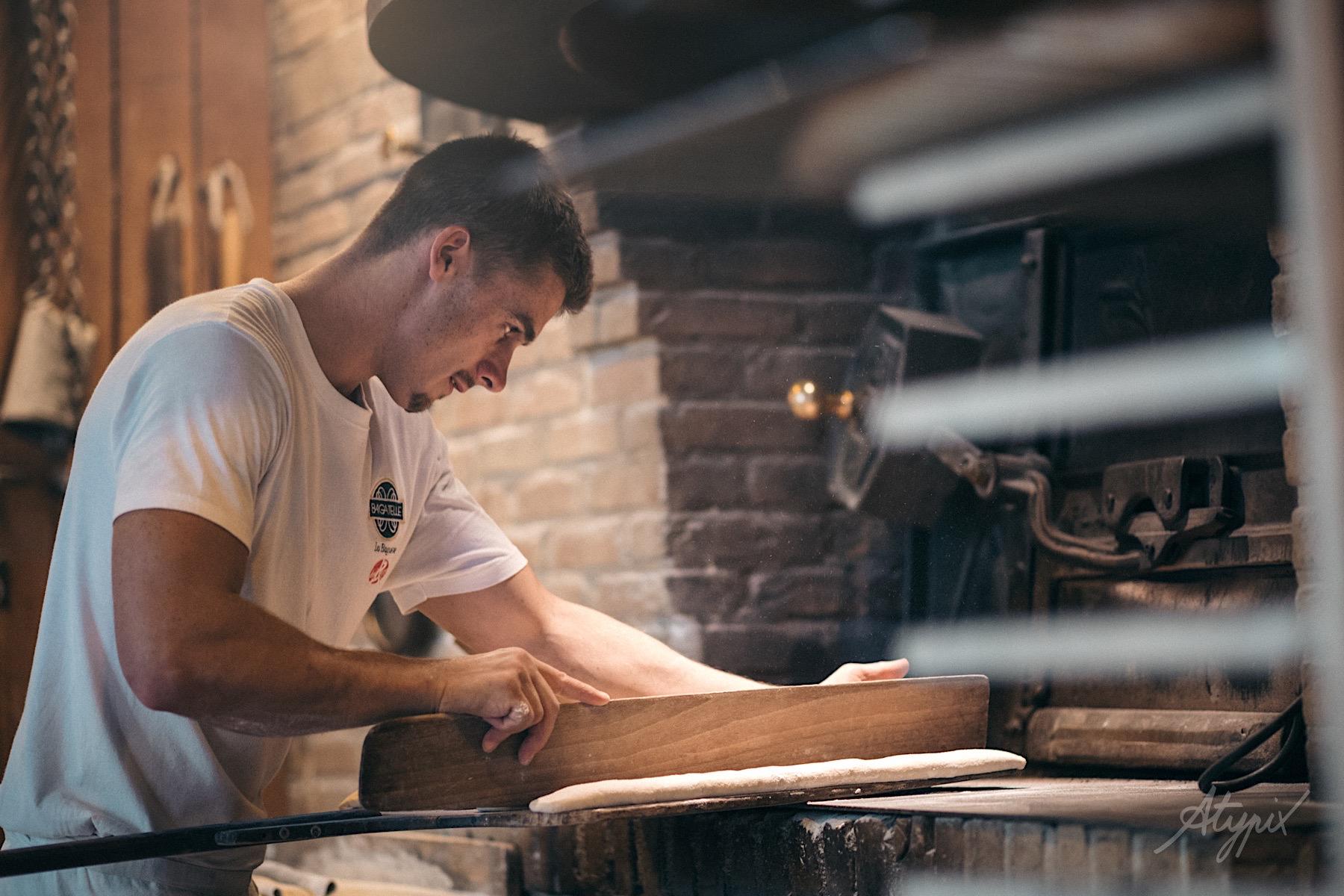 photographe métier boulanger
