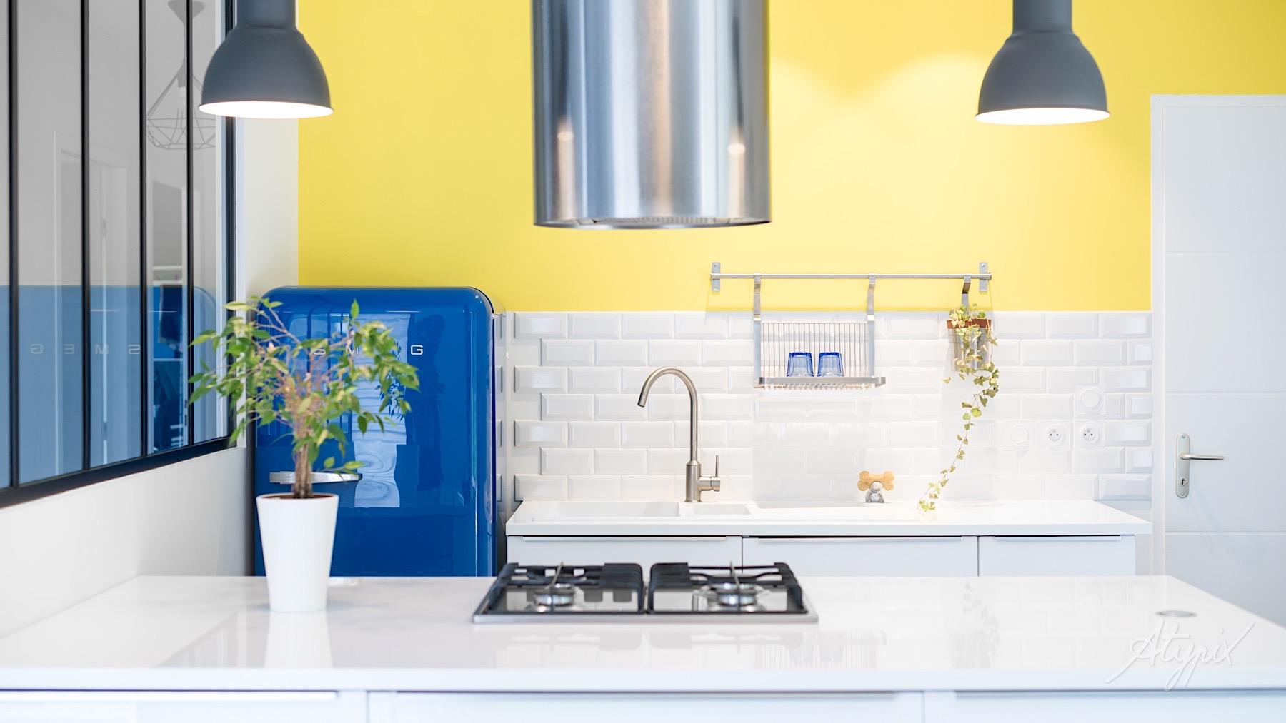 photographe immobilier cuisine