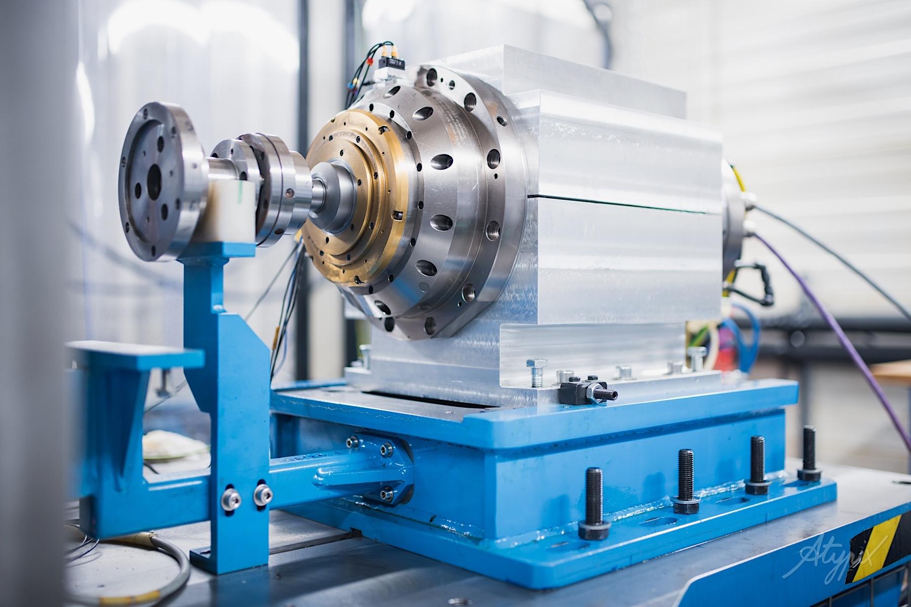 usine test moteur