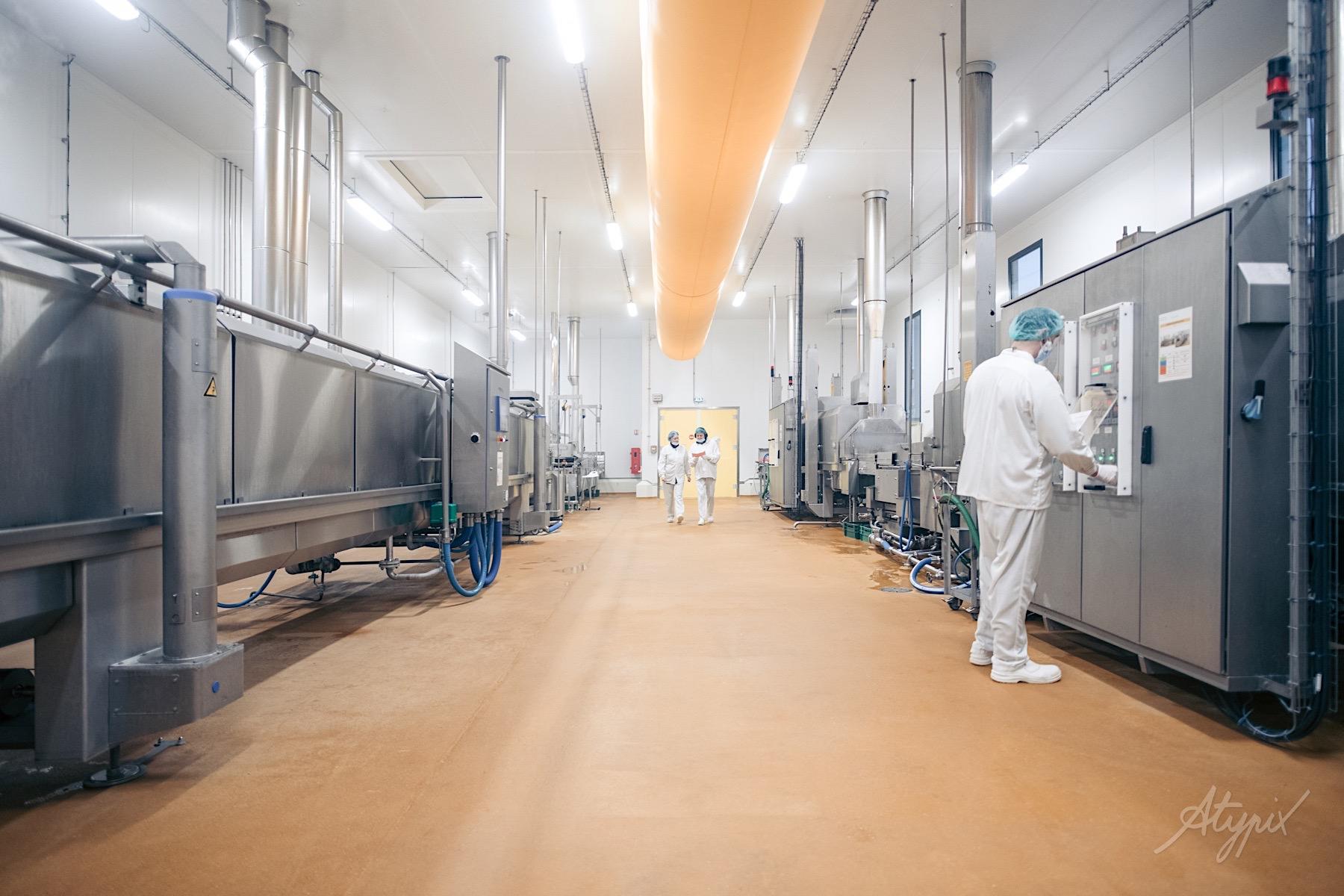 usine agroalimentaire