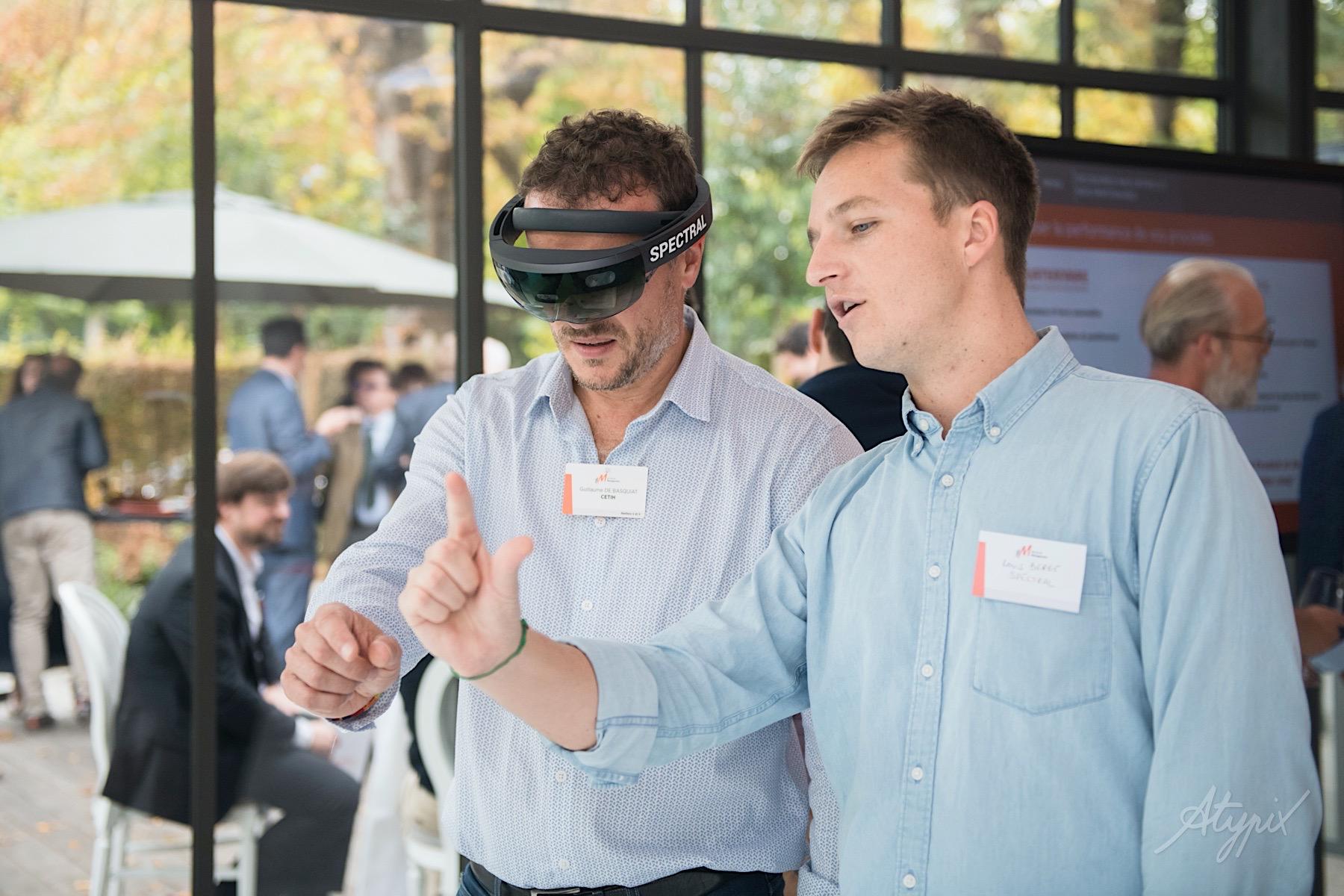 photographe réalité virtuelle