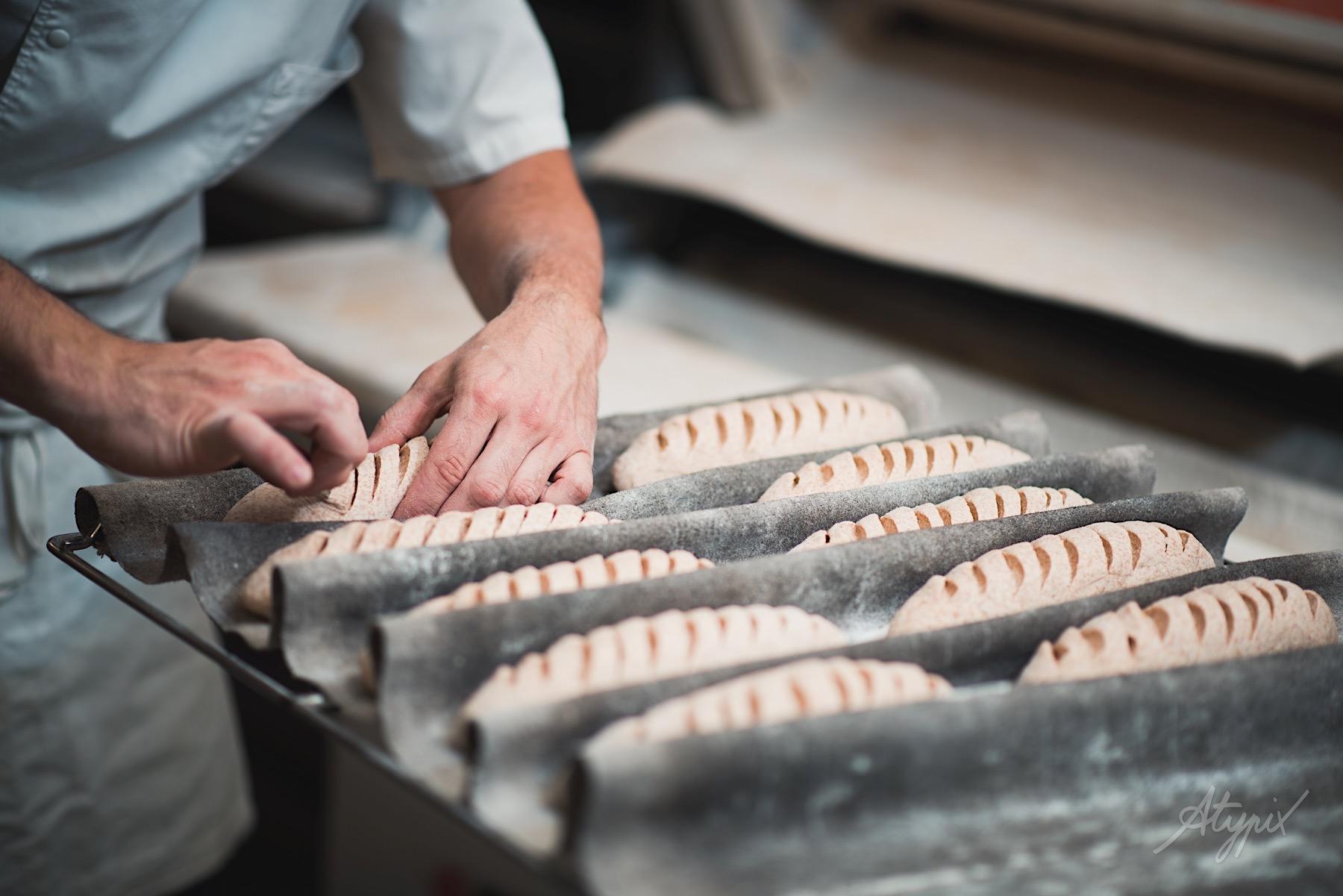 photo-reportage boulangerie