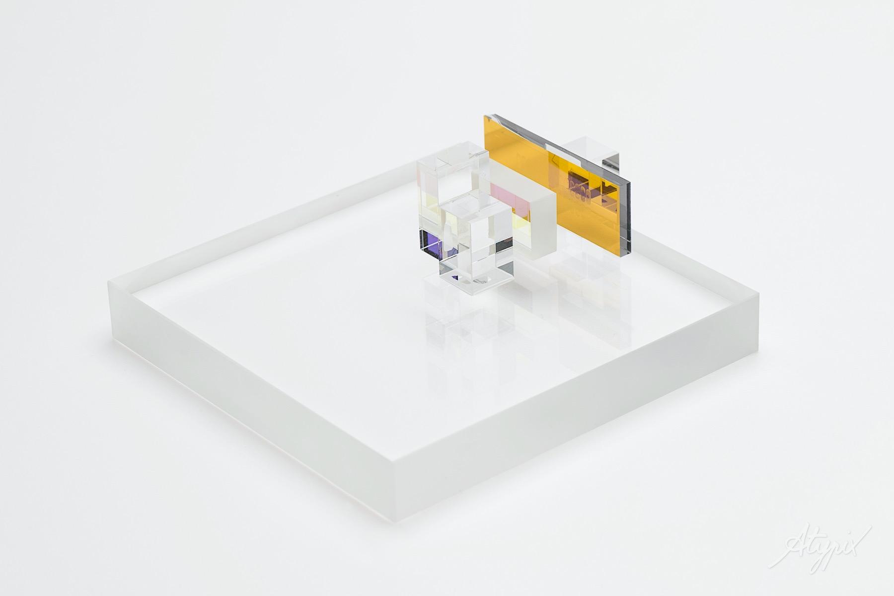 photo produit futuristique