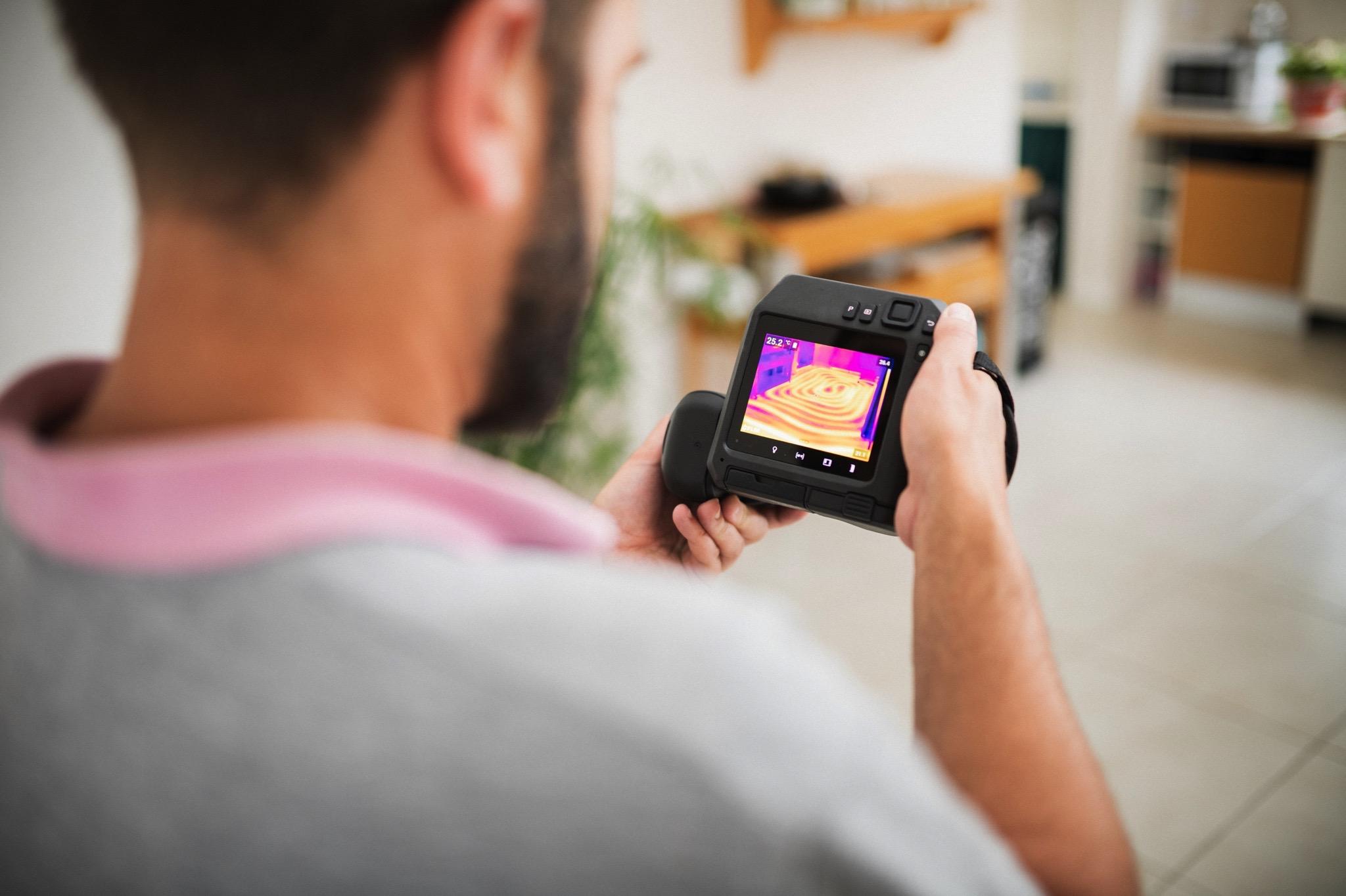 caméra thermique afd