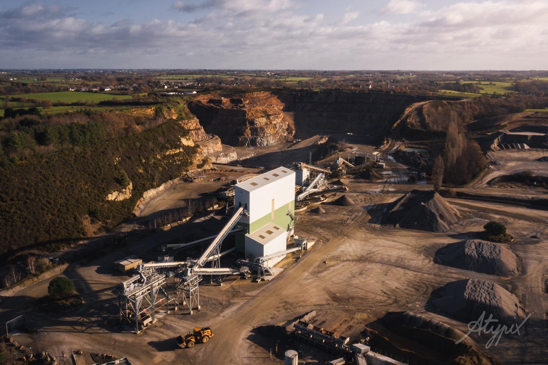 usine carrière
