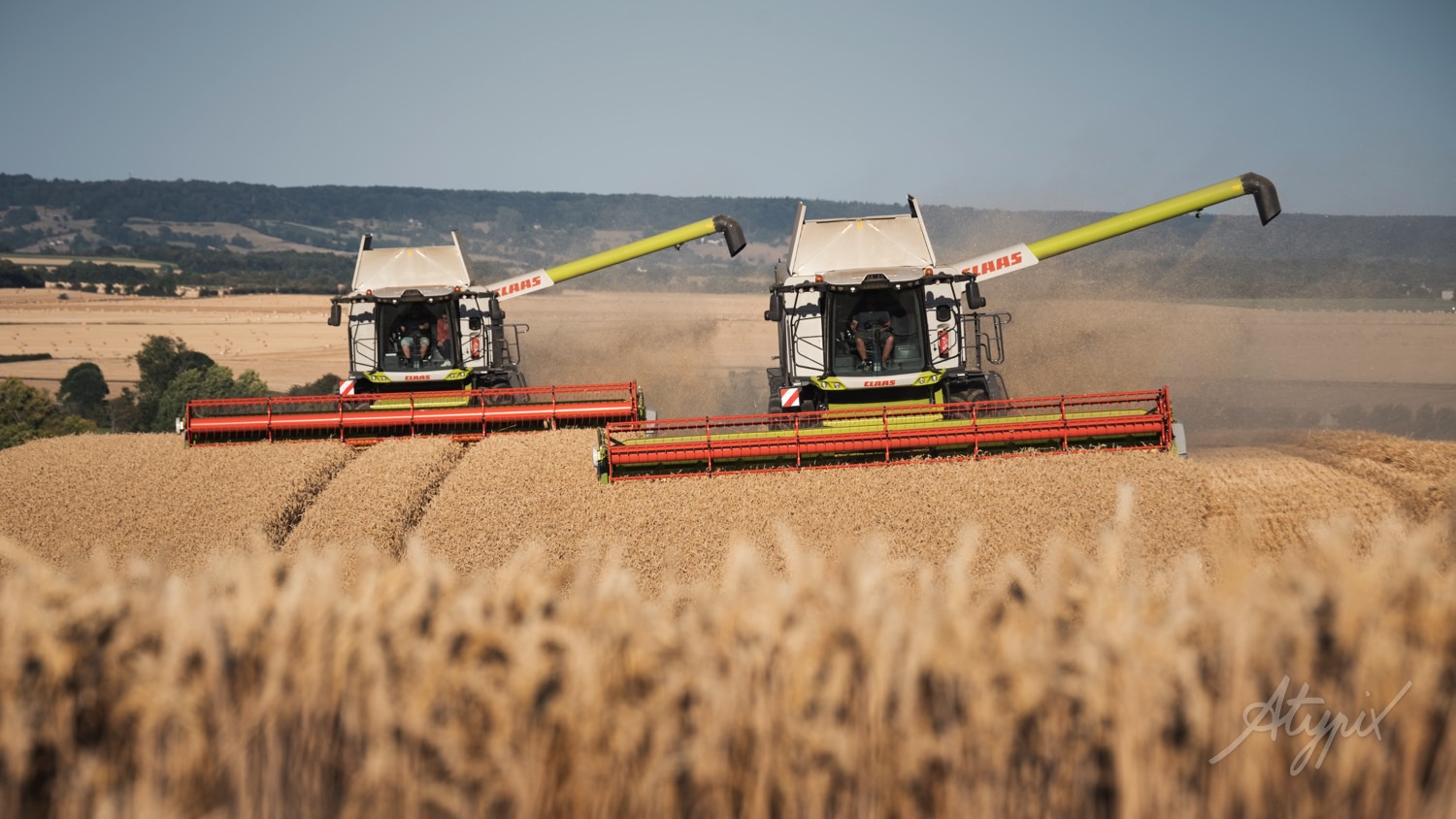 claas machines agricoles