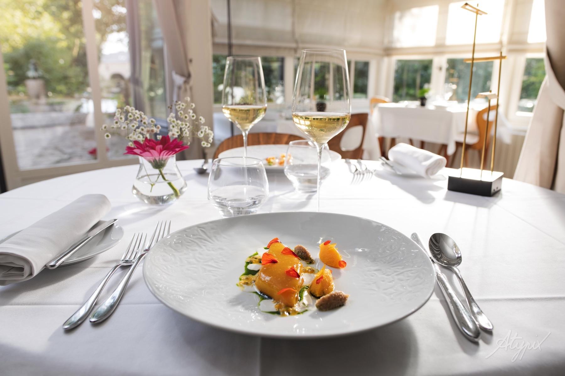 photo d'ambiance restaurant