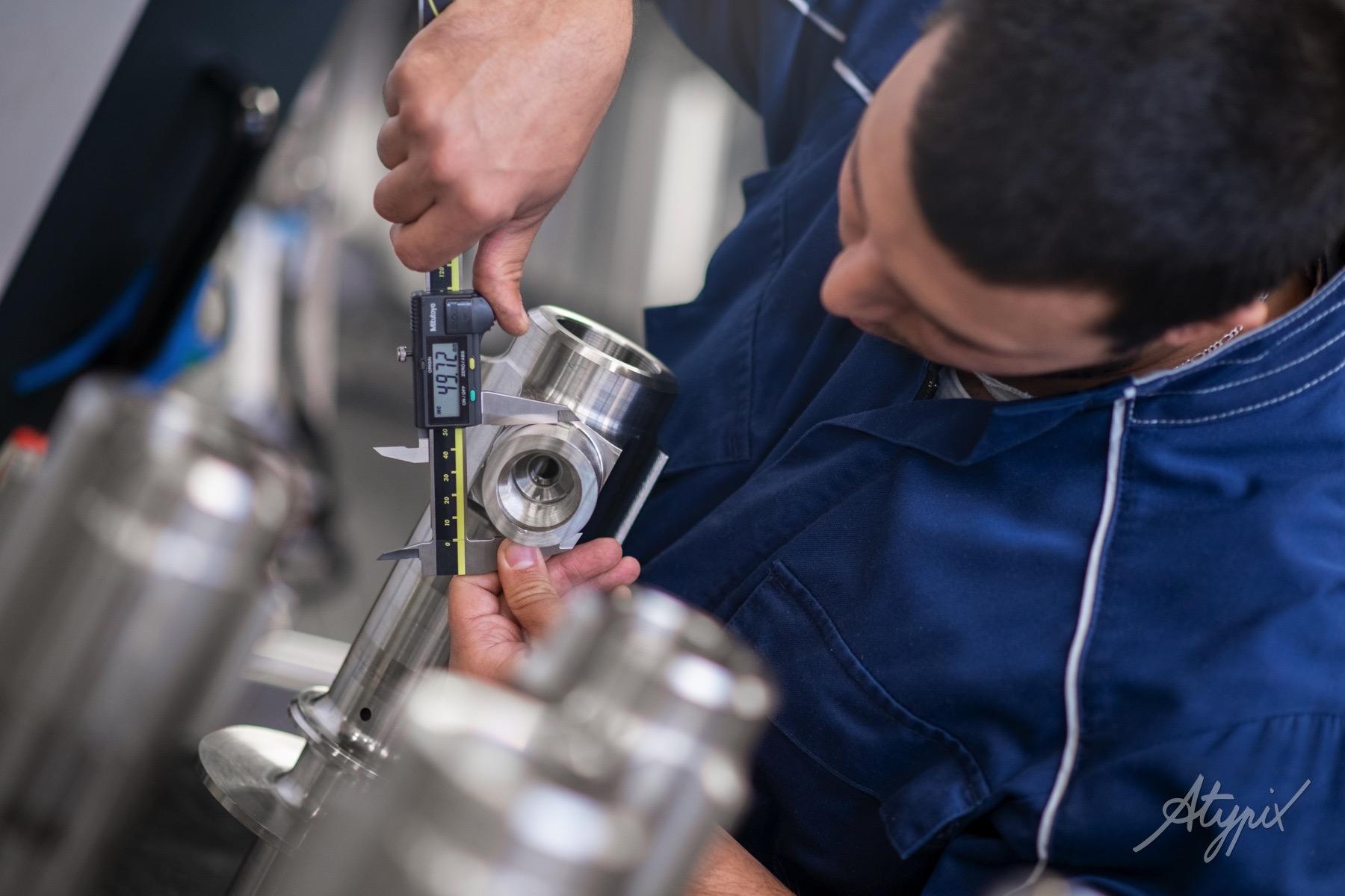mesure controle industrie